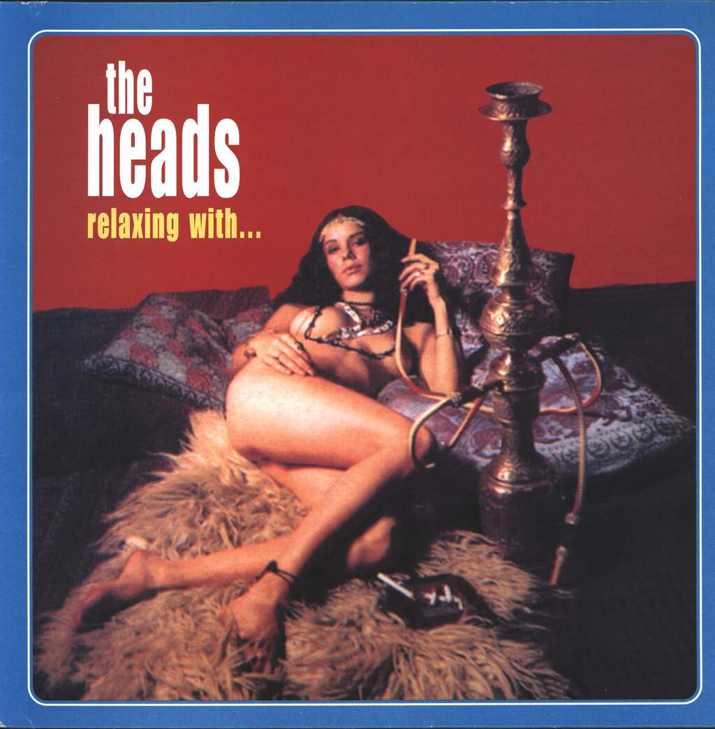 The Heads: Relaxing With..., LP (Vinyl)
