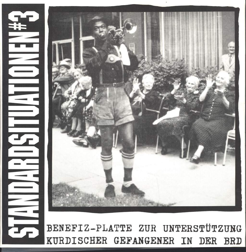 "Various: Standardsituationen #3, 10"" Vinyl EP"