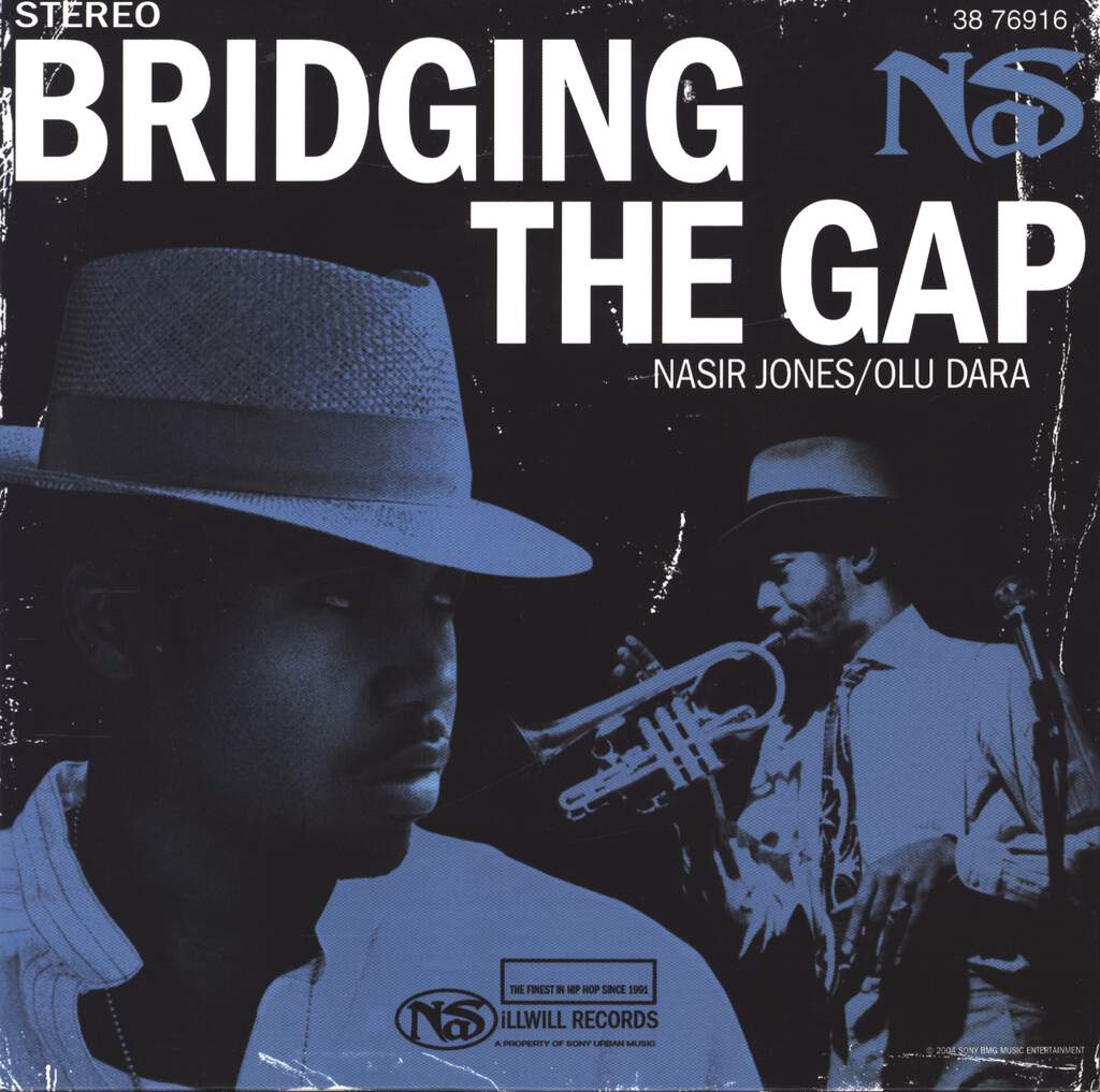 "Nas: Bridging The Gap, 7"" Single (Vinyl)"