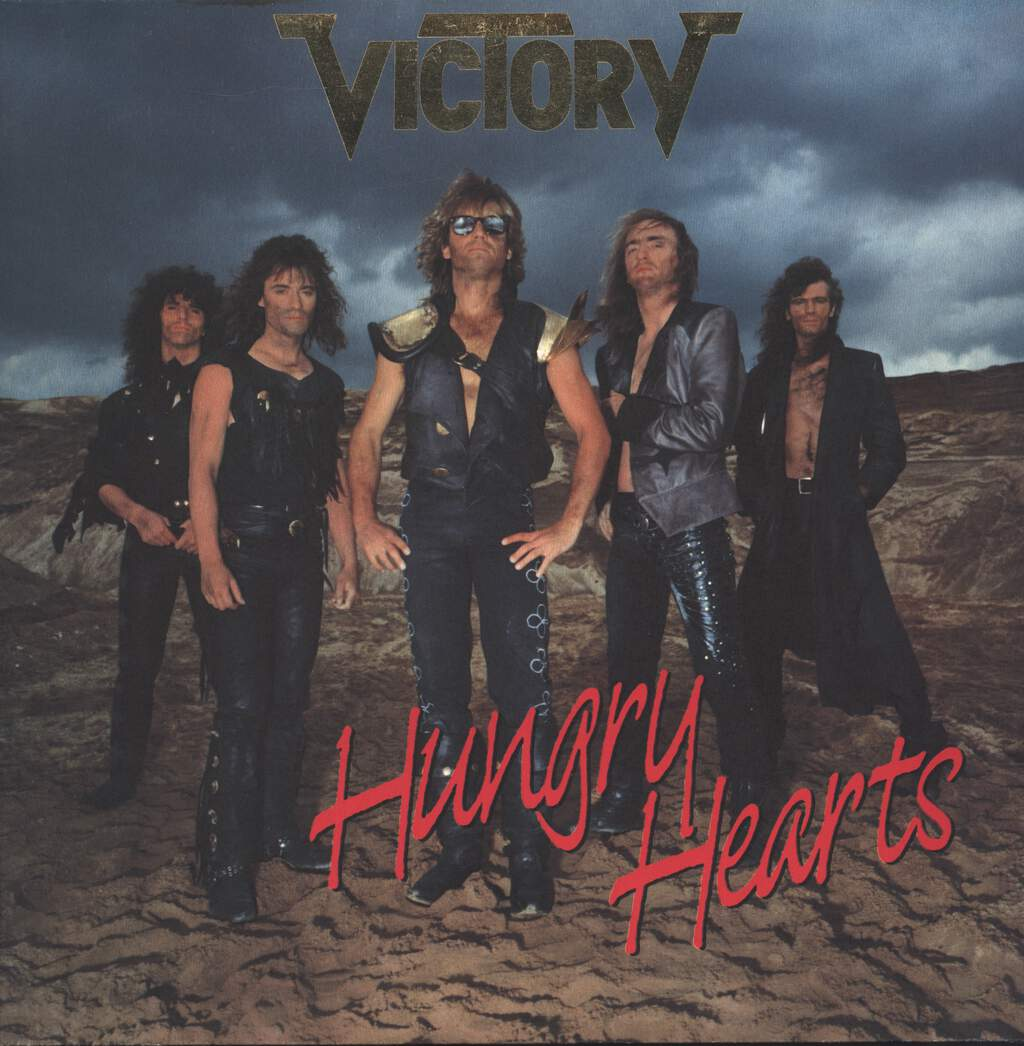 Victory: Hungry Hearts, LP (Vinyl)