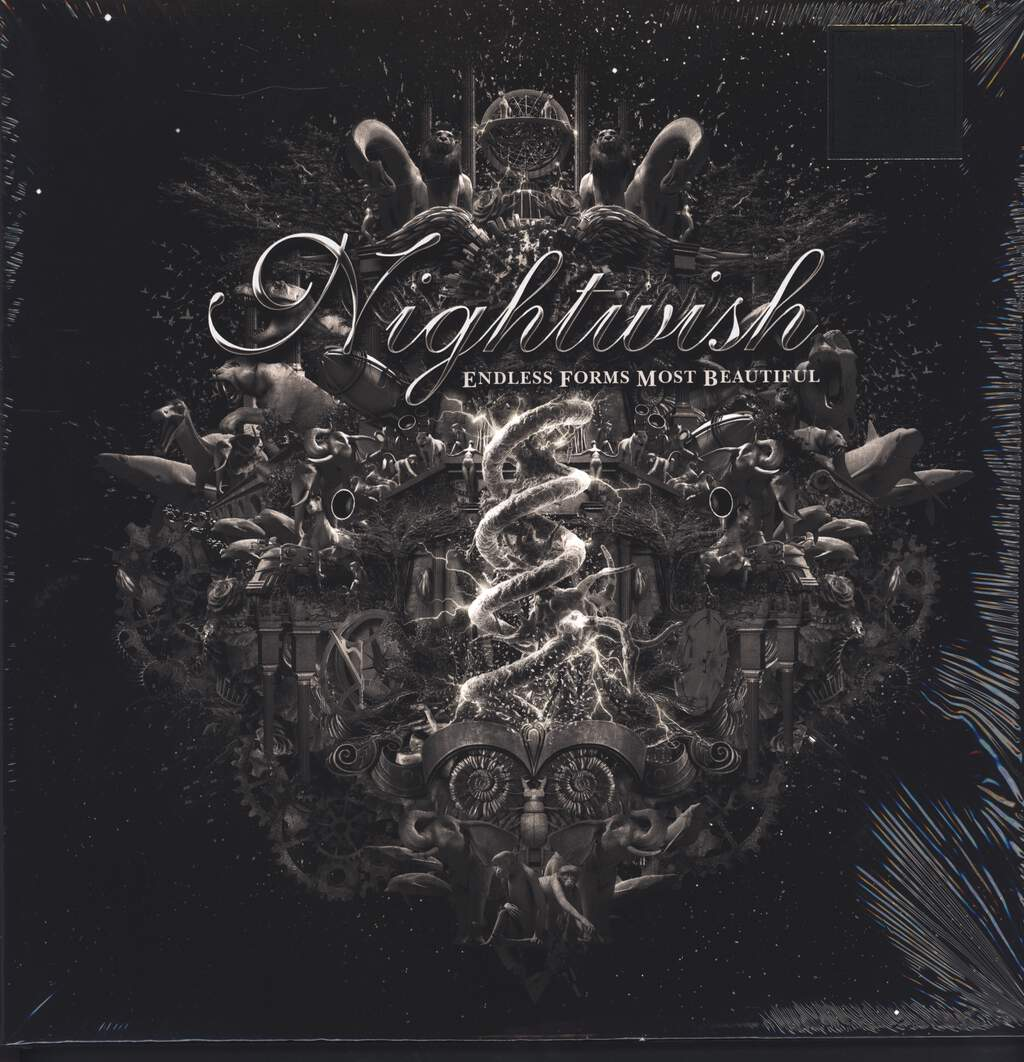 Nightwish: Endless Forms Most Beautiful, LP (Vinyl)