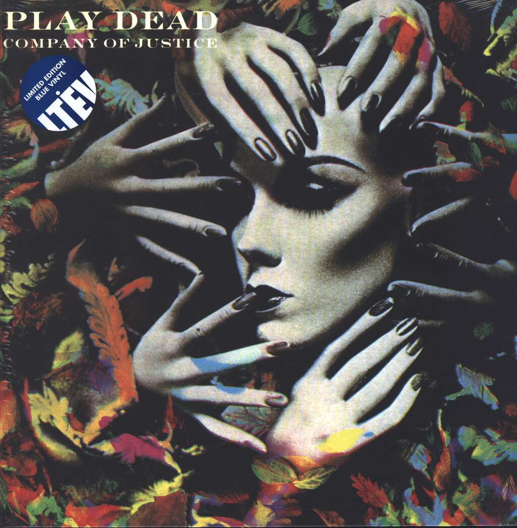 Play Dead: Company Of Justice, LP (Vinyl)