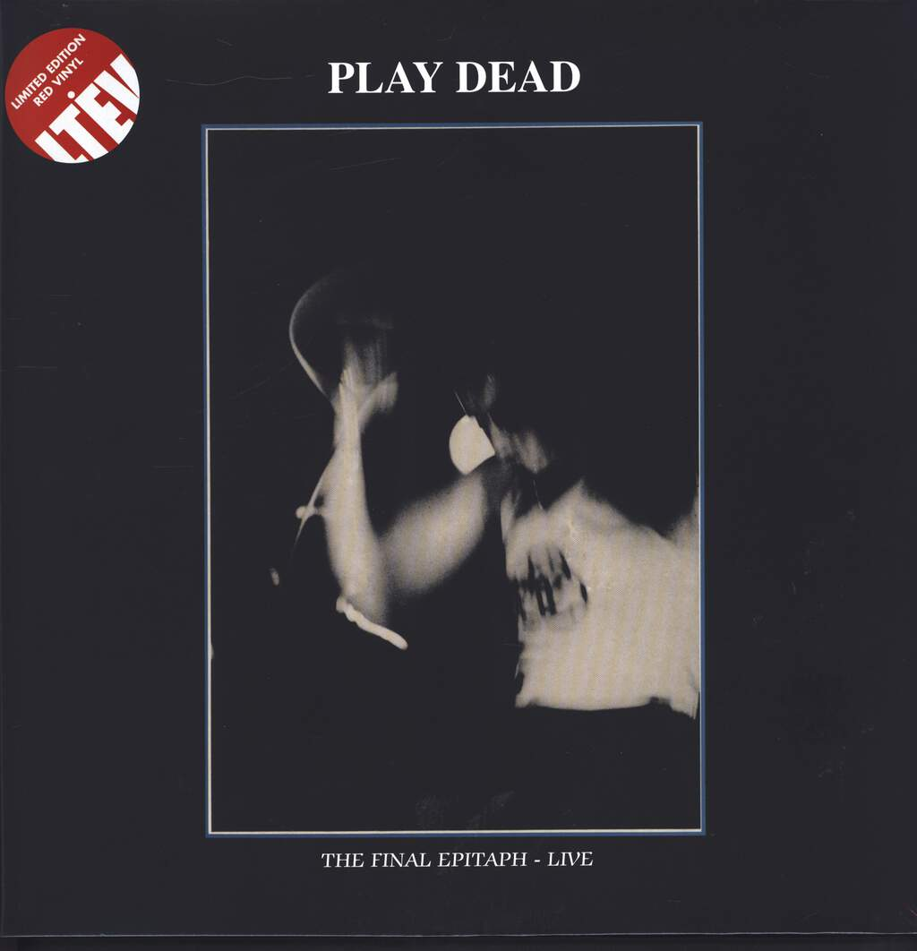 Play Dead: The Final Epitaph - Live, LP (Vinyl)
