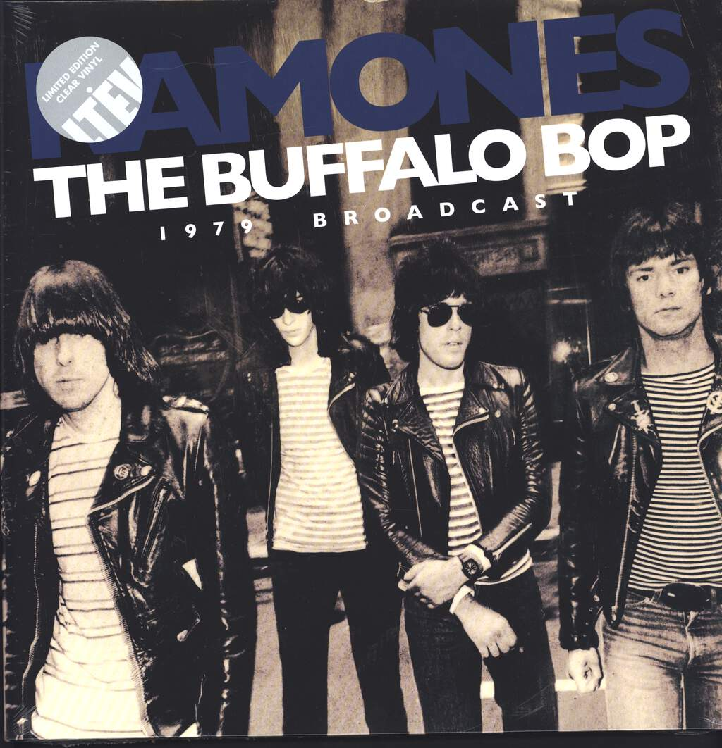 Ramones: The Buffalo Bop: 1979 Broadcast, LP (Vinyl)