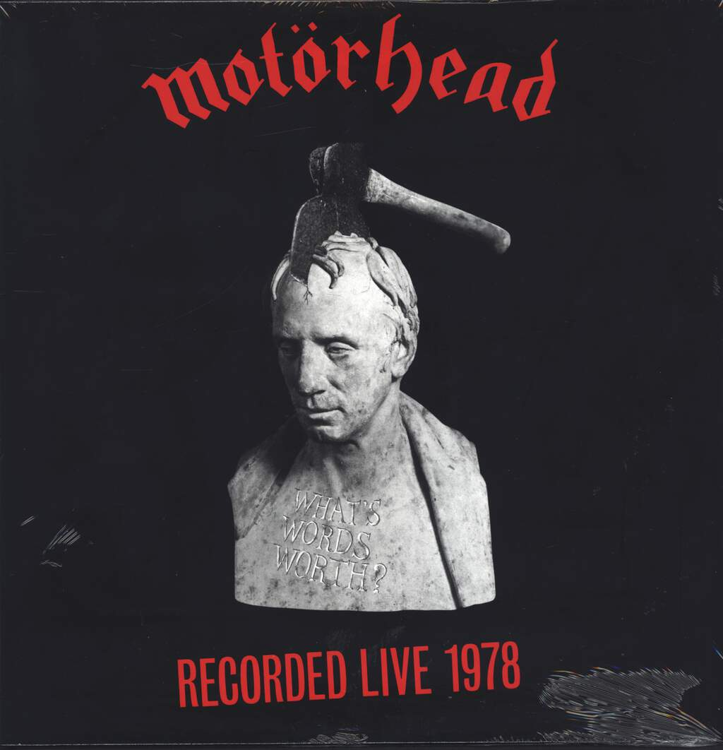 Motörhead: What's Words Worth?, LP (Vinyl)