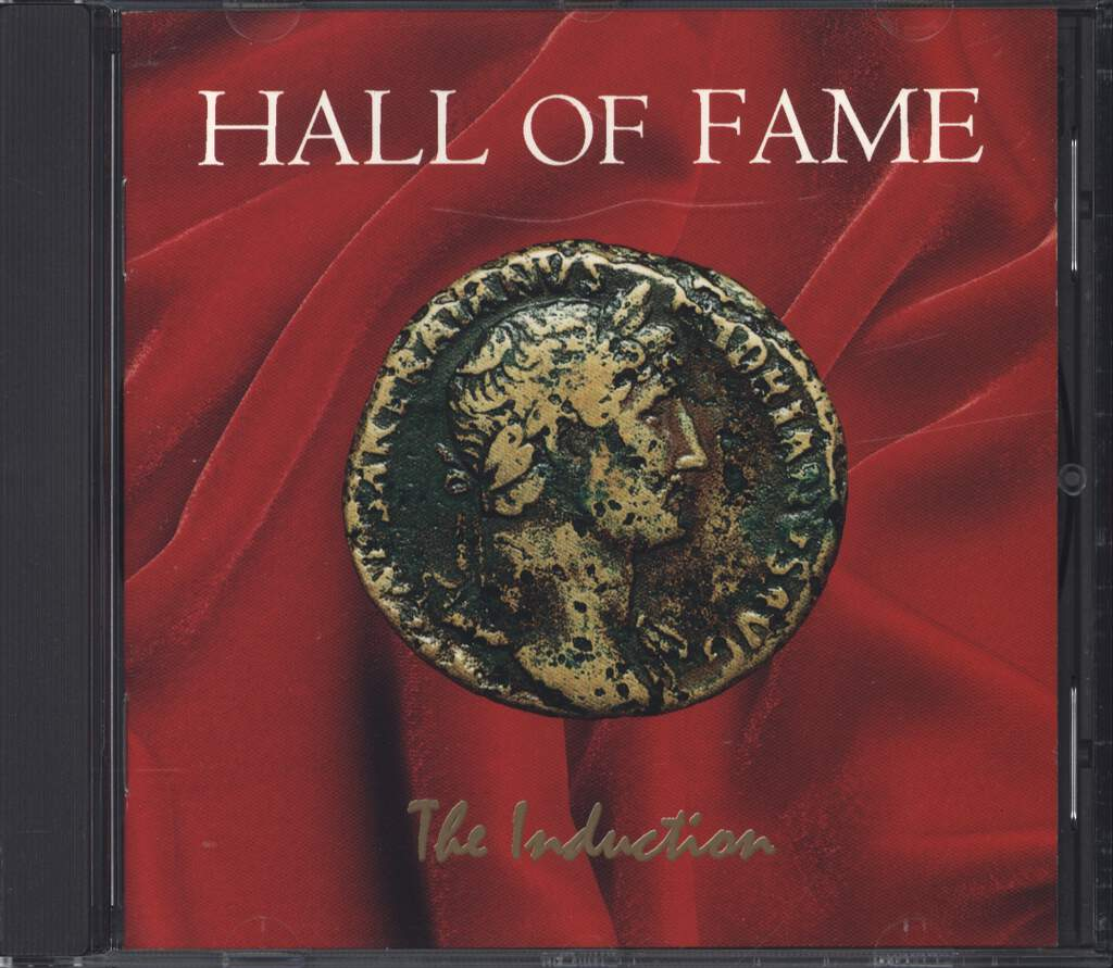 Hall Of Fame: The Induction, CD