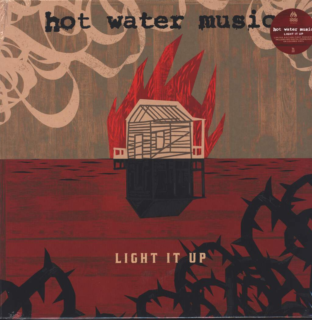 Hot Water Music: Light It Up, LP (Vinyl)