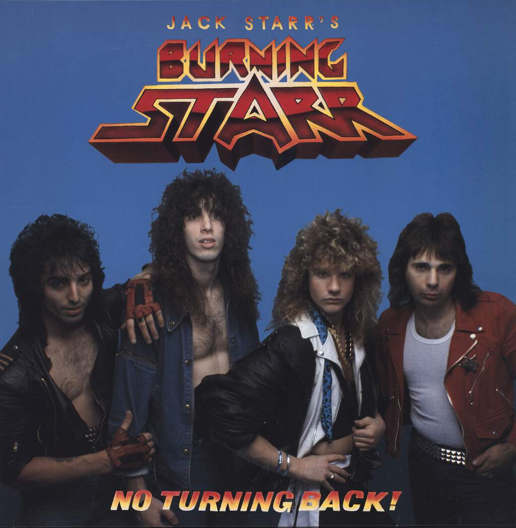 Burning Starr: No Turning Back!, LP (Vinyl)