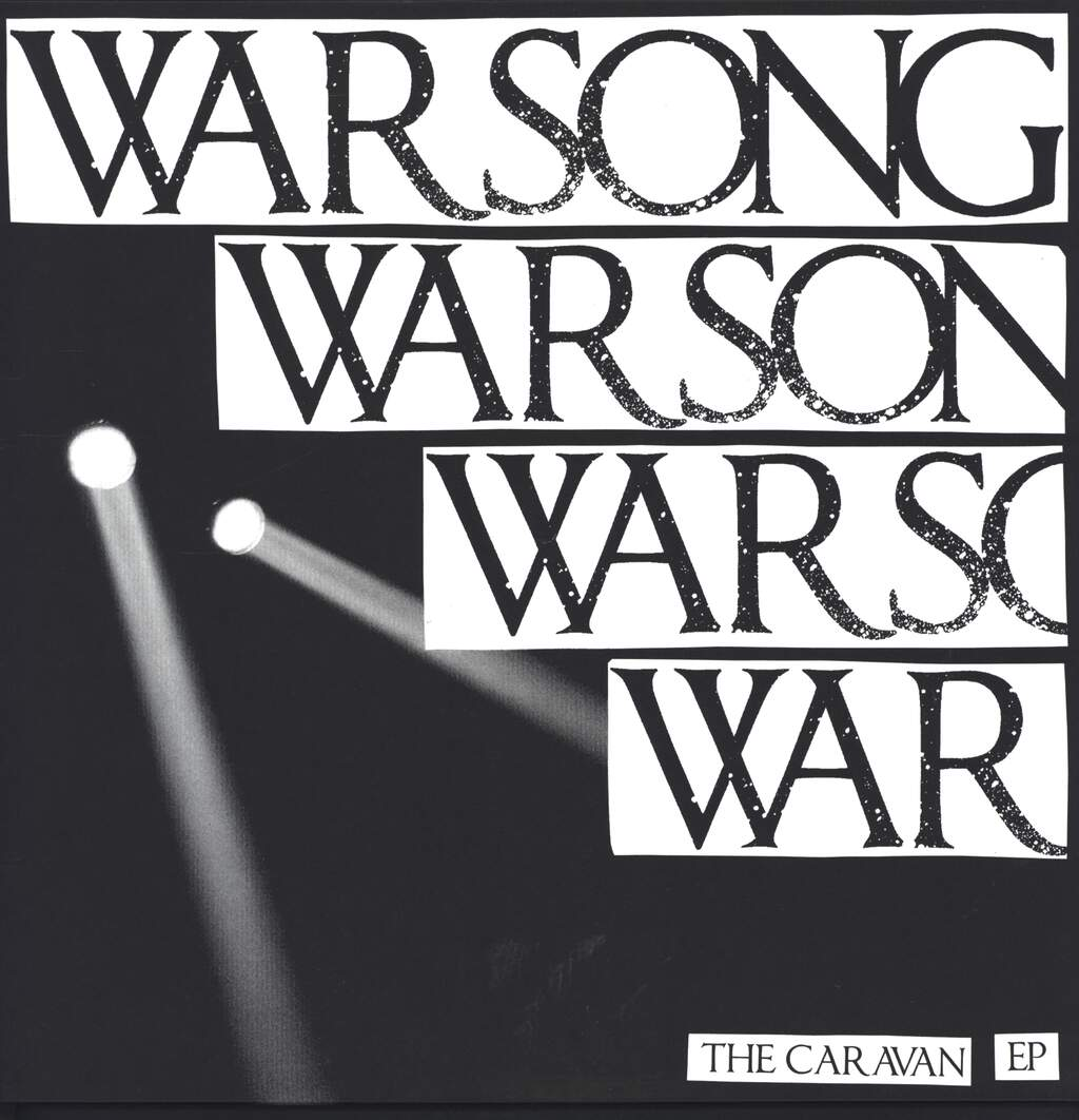 "Warsong: The Caravan, 12"" Maxi Single (Vinyl)"