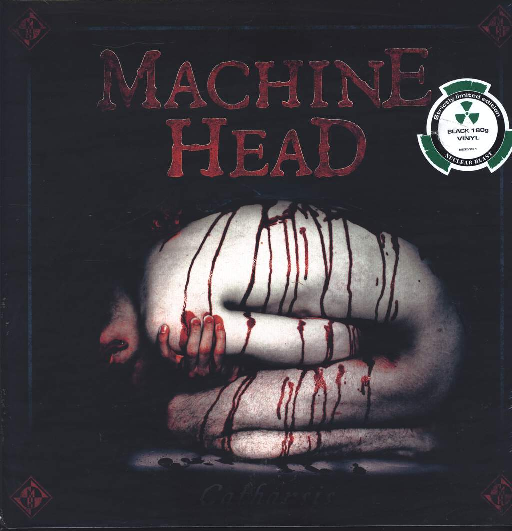 Machine Head: Catharsis, LP (Vinyl)