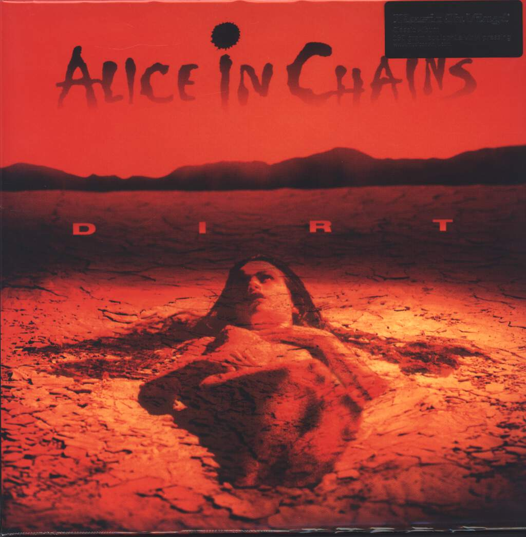 Alice in Chains: Dirt, LP (Vinyl)