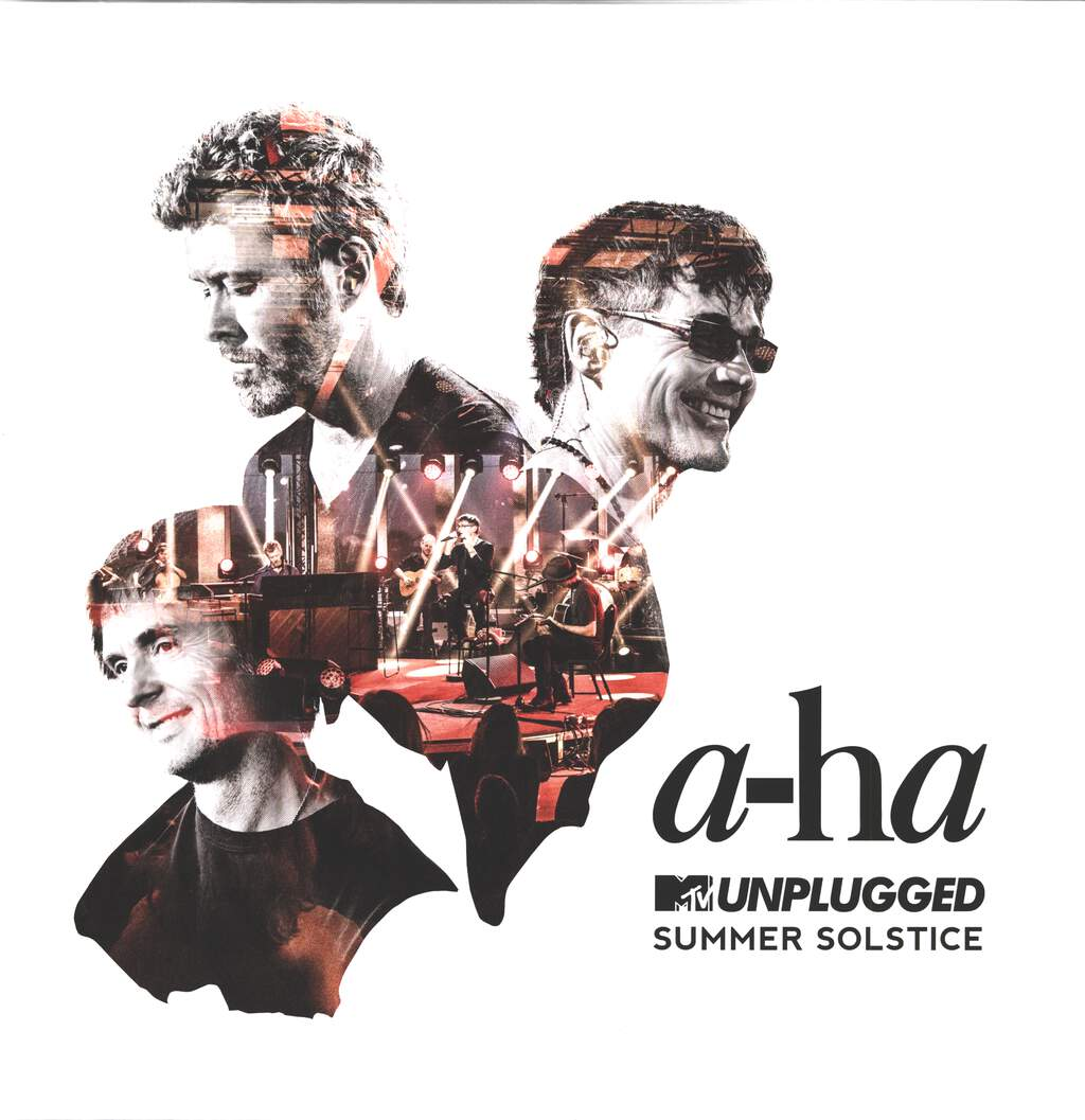 a-ha: MTV Unplugged (Summer Solstice), 3×LP (Vinyl)