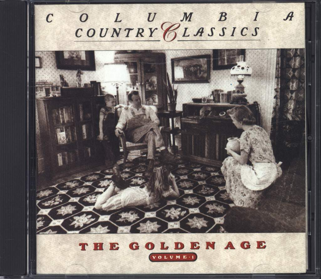 Various: Columbia Country Classics / Volume 1: The Golden Age, CD