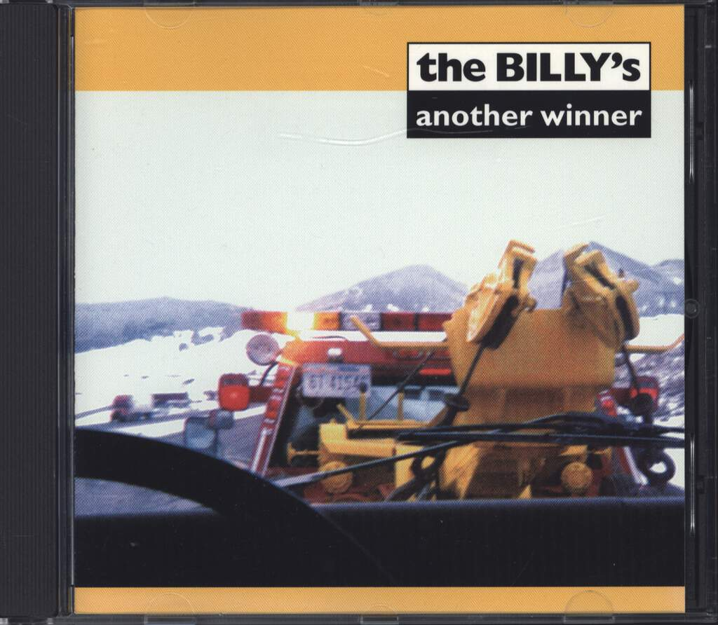 The Billy's: Another Winner, CD