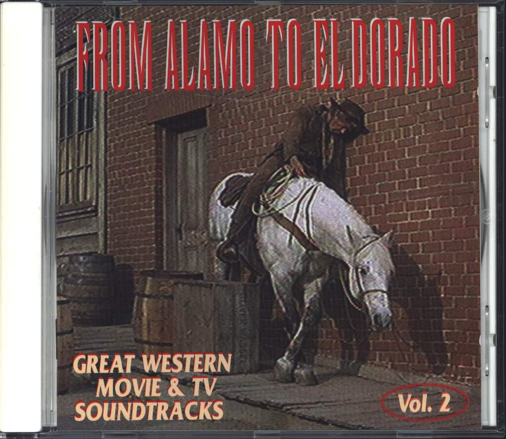 Various: From Alamo To El Dorado, CD