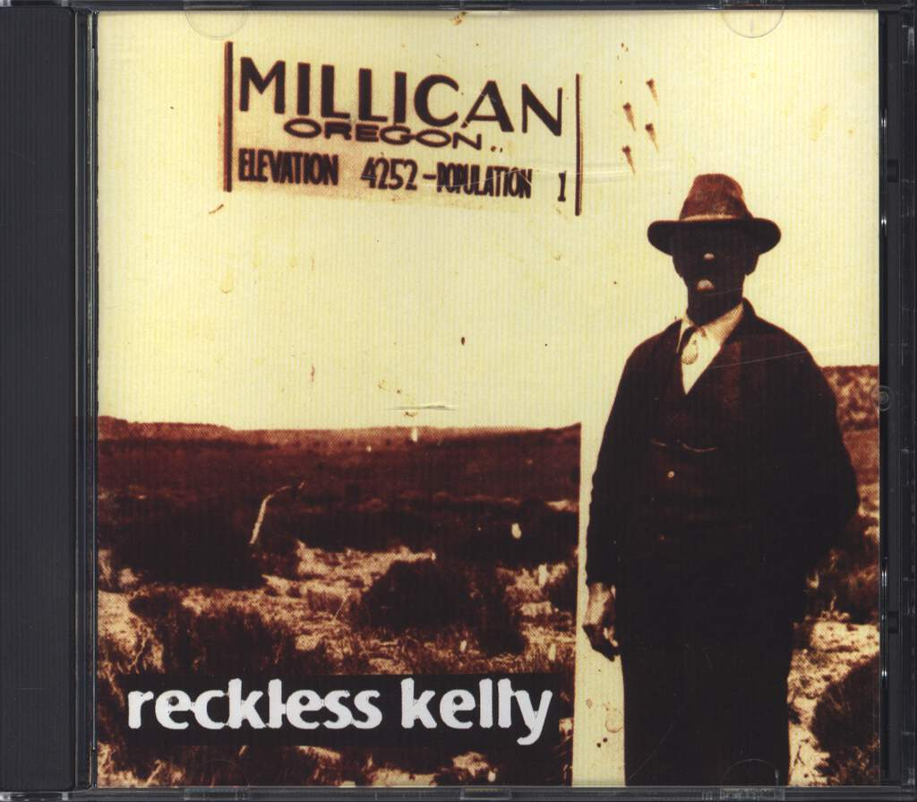 Reckless Kelly: Millican Oregon, CD