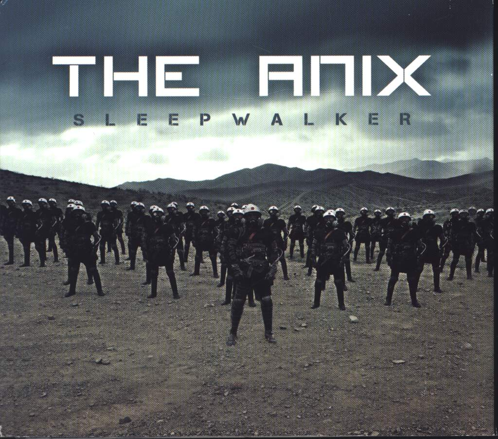 The Anix: Sleepwalker, CD