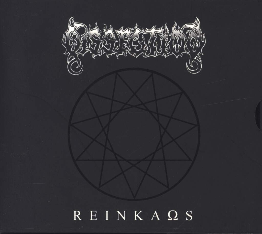 Dissection: Reinkaos, CD