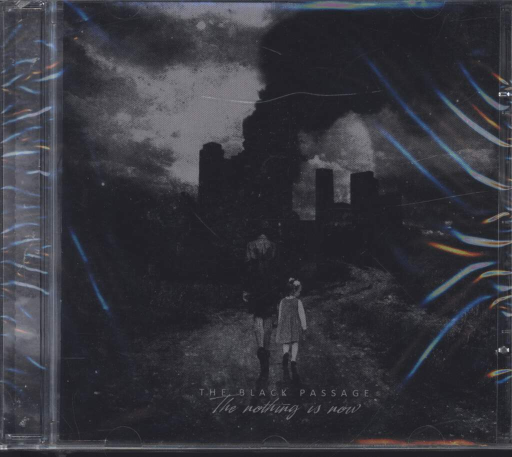 The Black Passage: The Nothing Is Now, CD