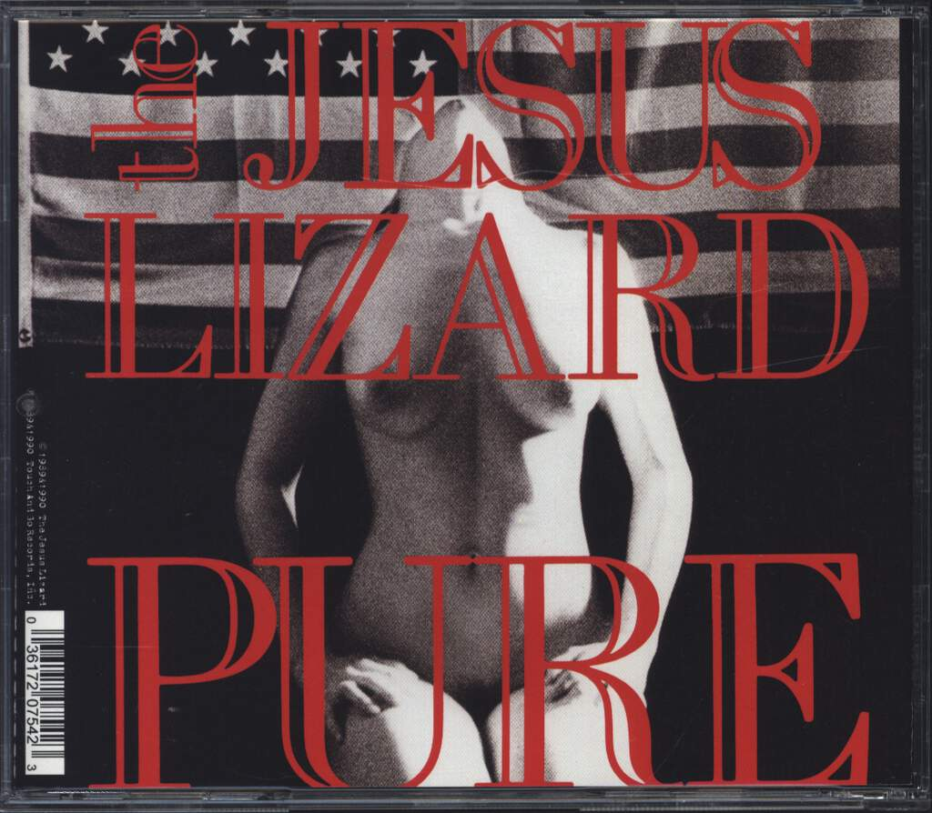 The Jesus Lizard: Head/Pure, CD