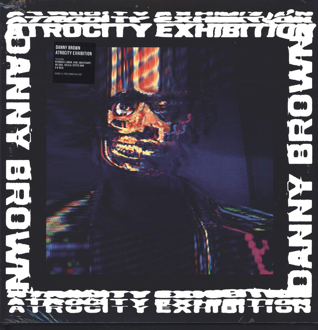 Danny Brown: Atrocity Exhibition, LP (Vinyl)