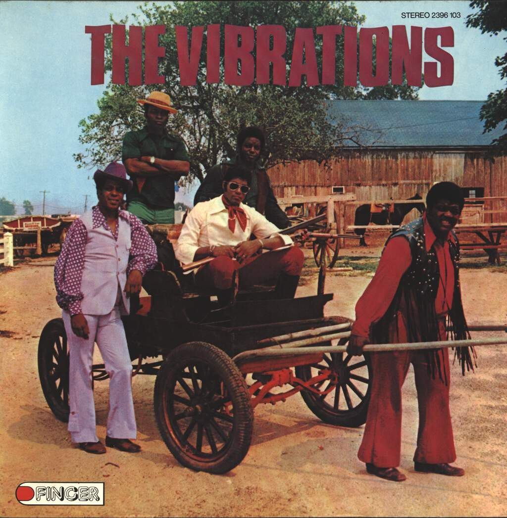 The Vibrations: The Vibrations, LP (Vinyl)