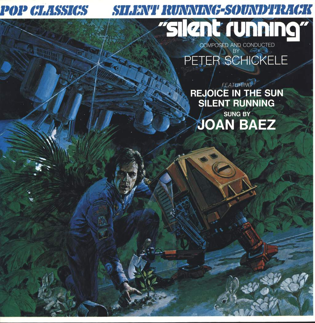 Peter Schickele: Silent Running-Soundtrack, LP (Vinyl)