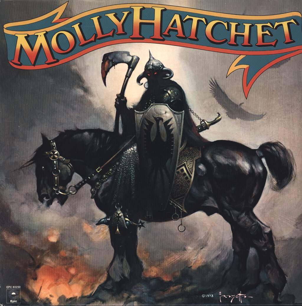 Molly Hatchet: Molly Hatchet, LP (Vinyl)