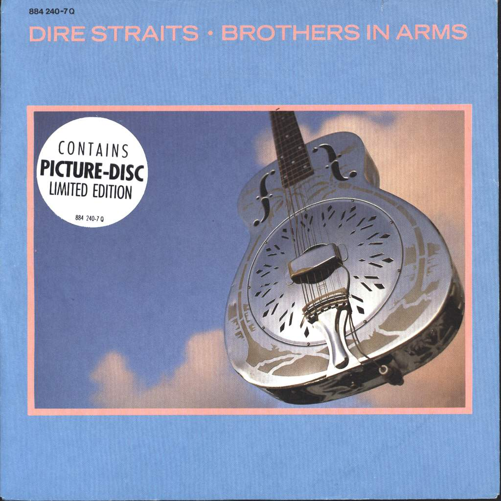 "Dire Straits: Brothers In Arms, 7"" Single (Vinyl)"