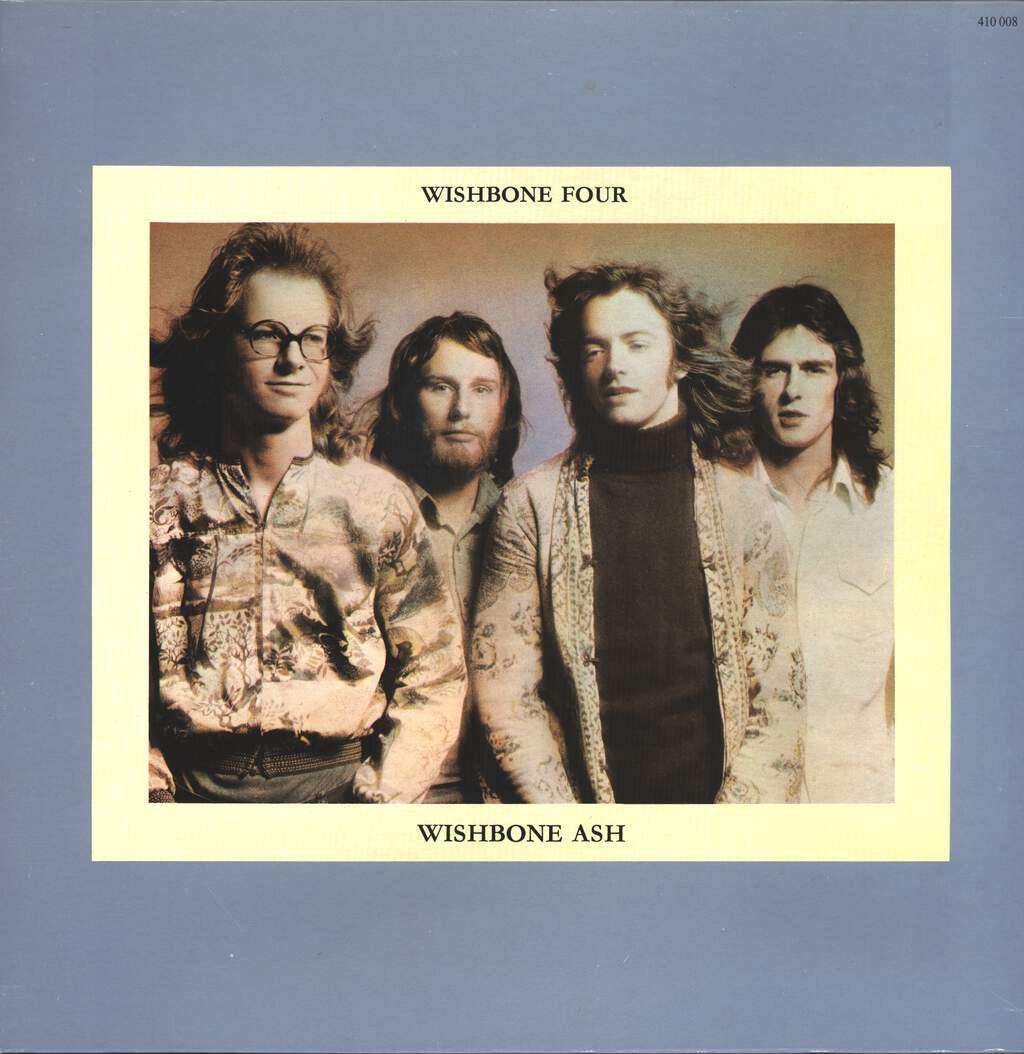 Wishbone Ash: Wishbone Four, LP (Vinyl)