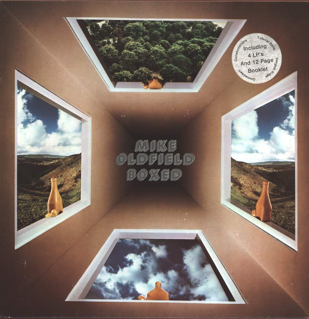 Mike Oldfield: Boxed, LP (Vinyl)