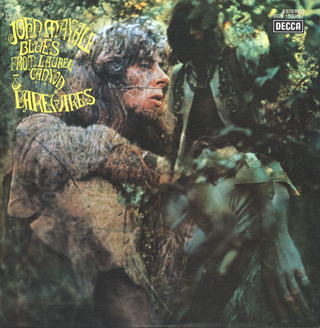 John Mayall: Blues From Laurel Canyon & Barewires, LP (Vinyl)