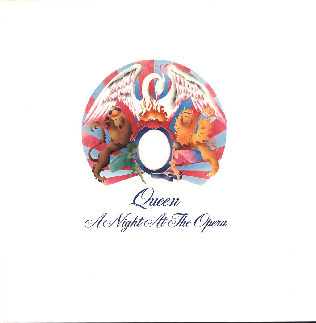 Queen: A Night At The Opera, LP (Vinyl)