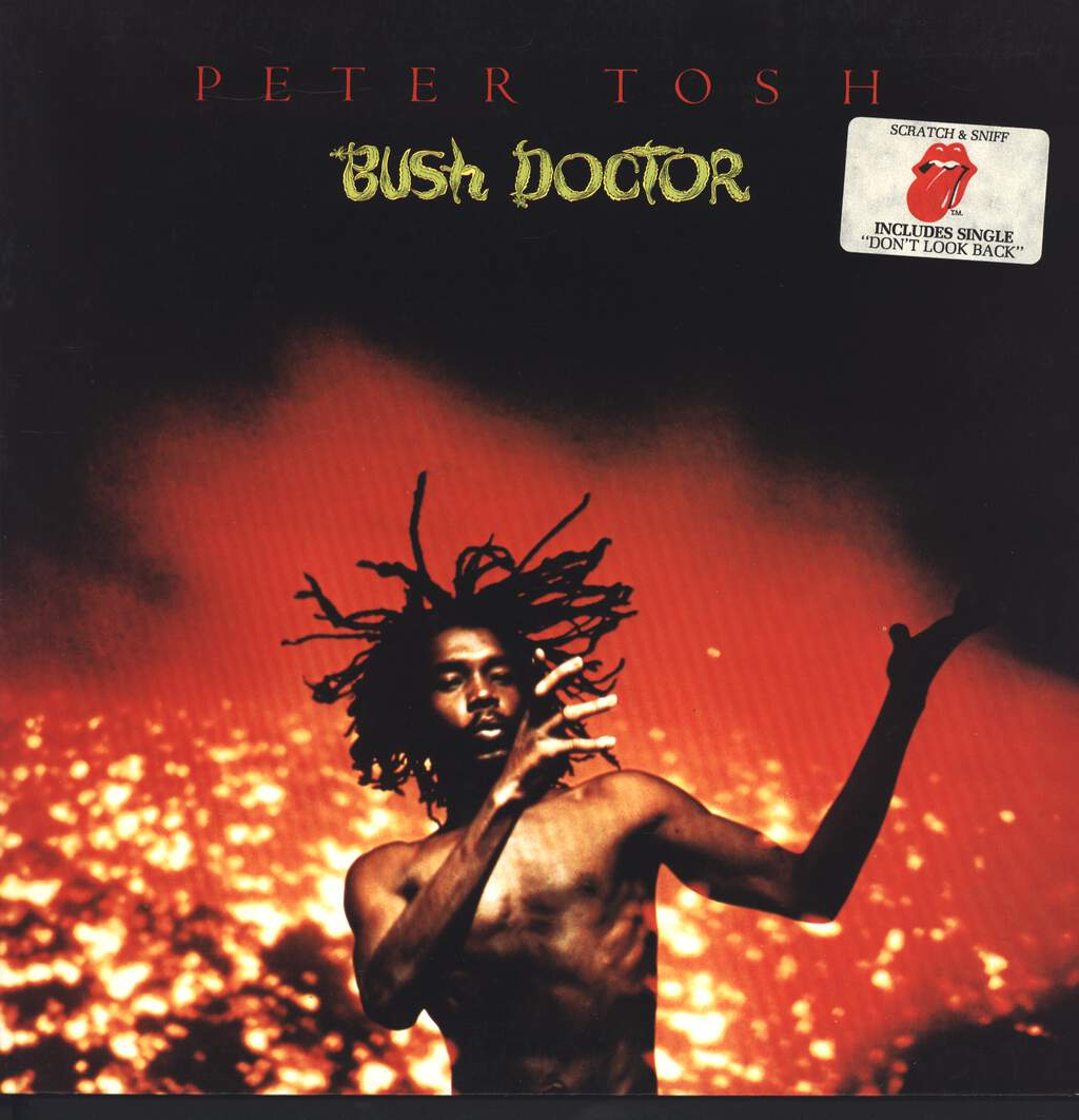 Peter Tosh: Bush Doctor, LP (Vinyl)