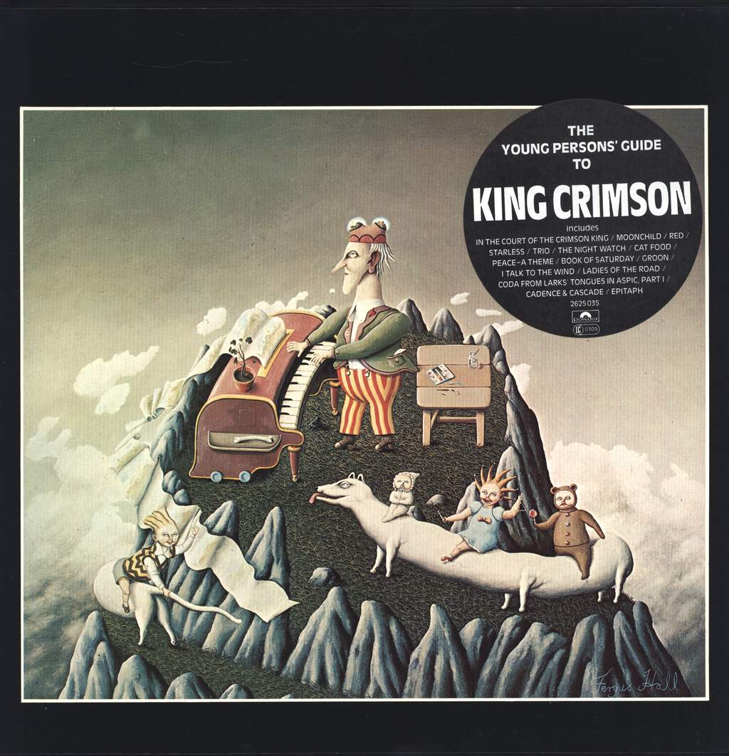 King Crimson: The Young Persons' Guide To King Crimson, LP (Vinyl)