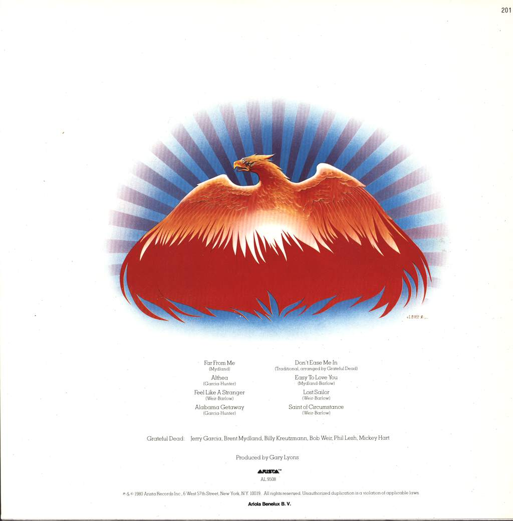 The Grateful Dead: Go To Heaven, LP (Vinyl)
