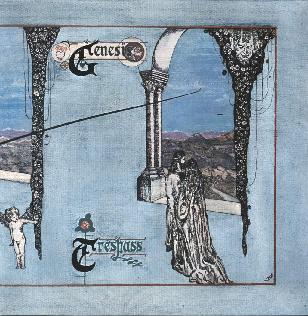 Genesis: Trespass, LP (Vinyl)
