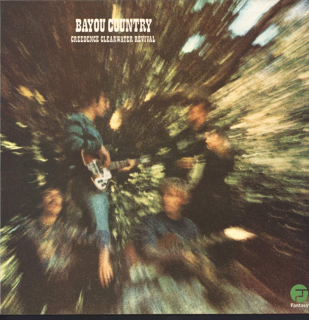 Creedence Clearwater Revival: Bayou Country, LP (Vinyl)
