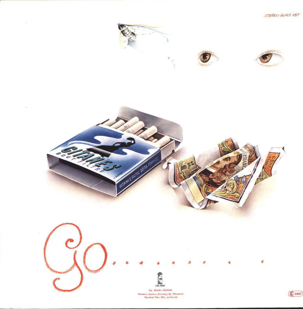 Stomu Yamashta's Go: Live From Paris, LP (Vinyl)