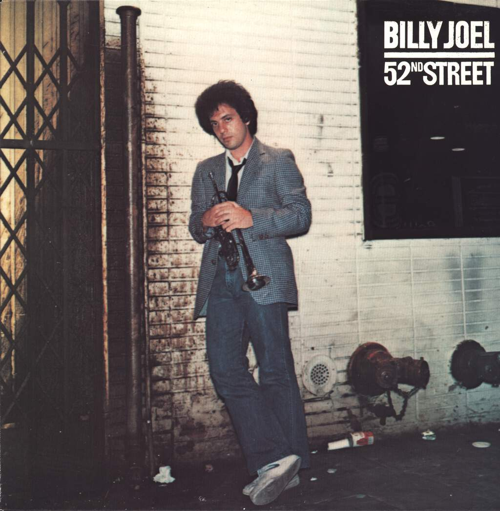 Billy Joel: 52nd Street, LP (Vinyl)