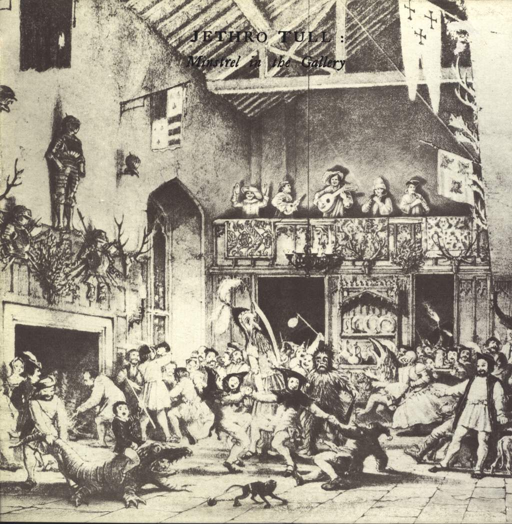 Jethro Tull: Minstrel In The Gallery, LP (Vinyl)