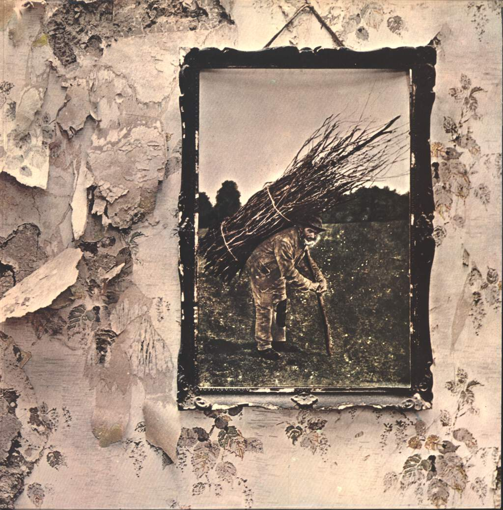 Led Zeppelin: Untitled, LP (Vinyl)