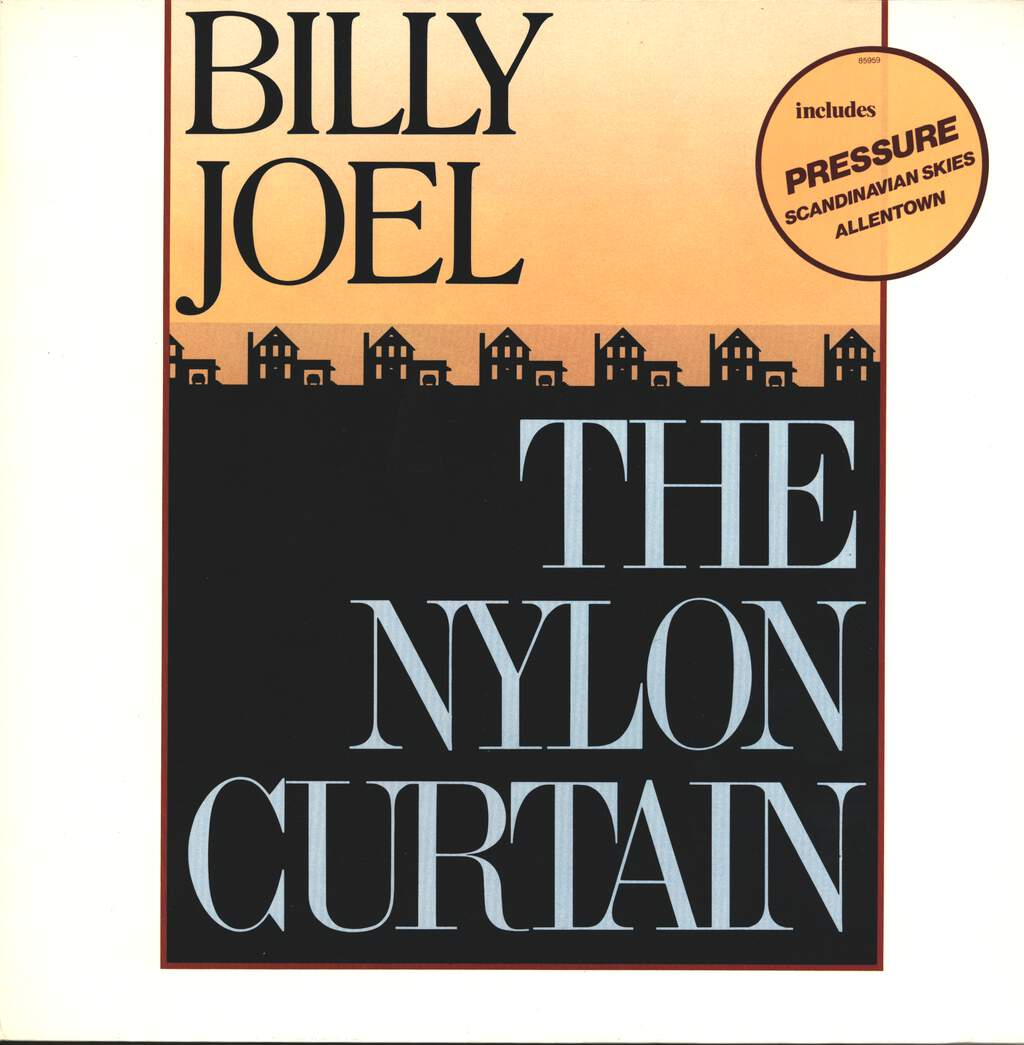 Billy Joel: The Nylon Curtain, LP (Vinyl)