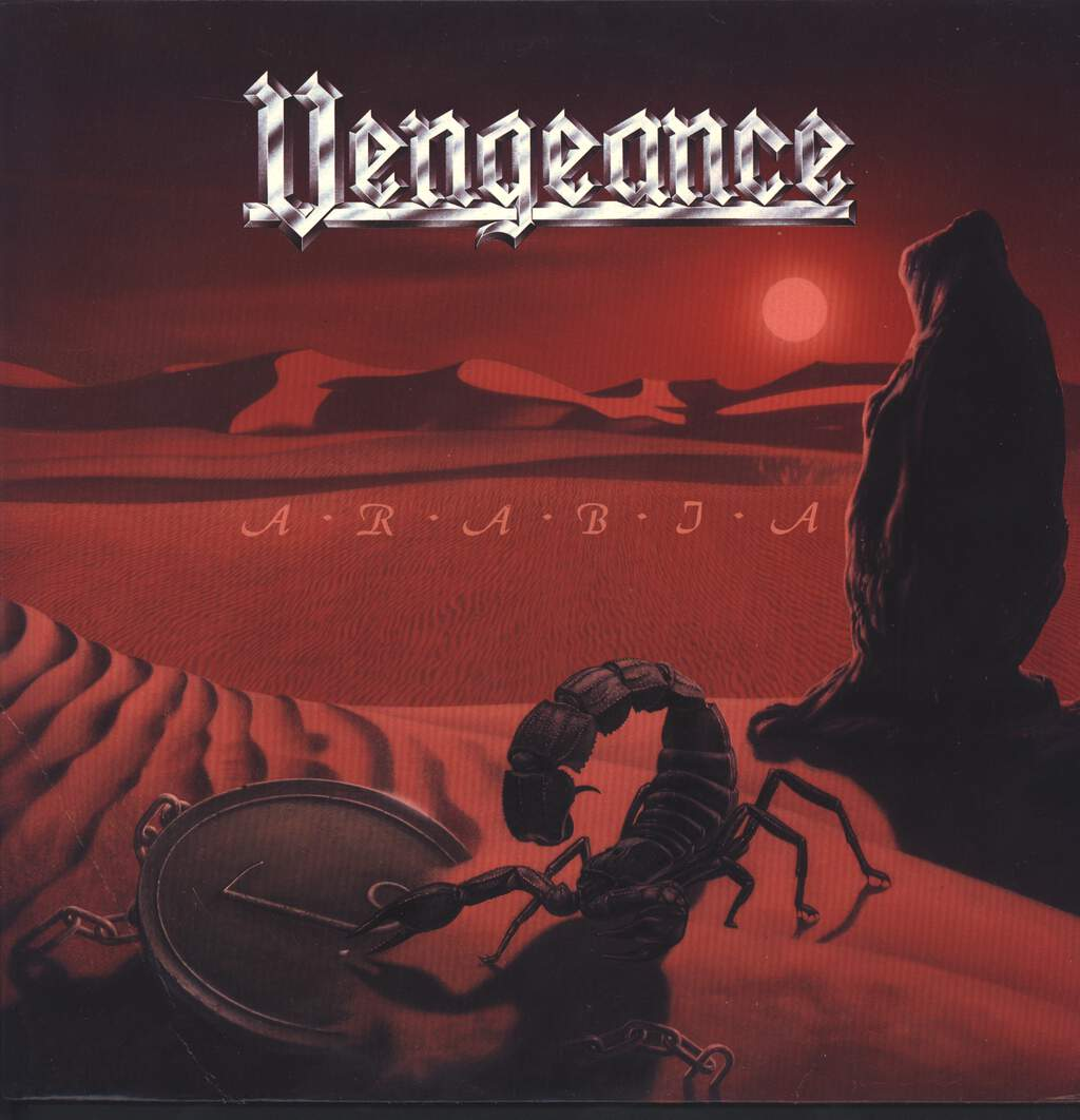 Vengeance: Arabia, LP (Vinyl)