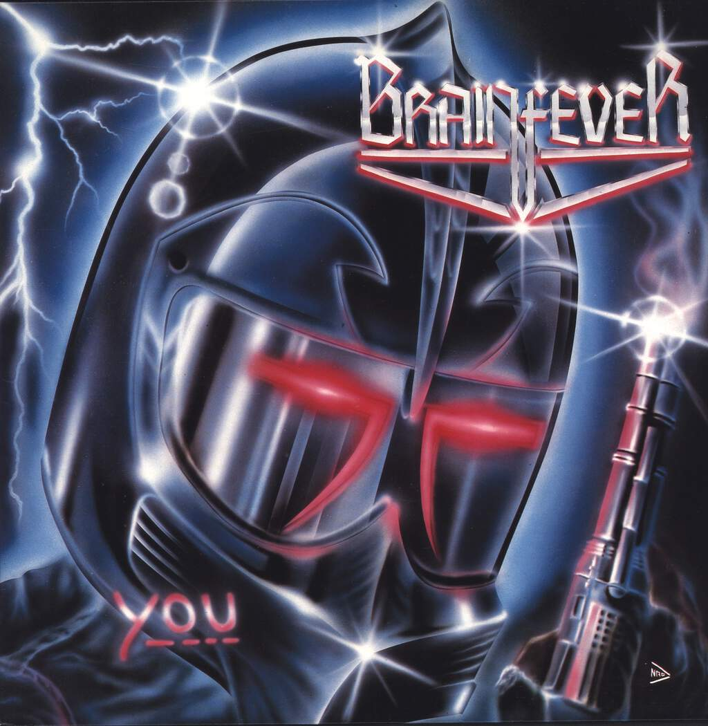 "Brainfever: You, 12"" Maxi Single (Vinyl)"