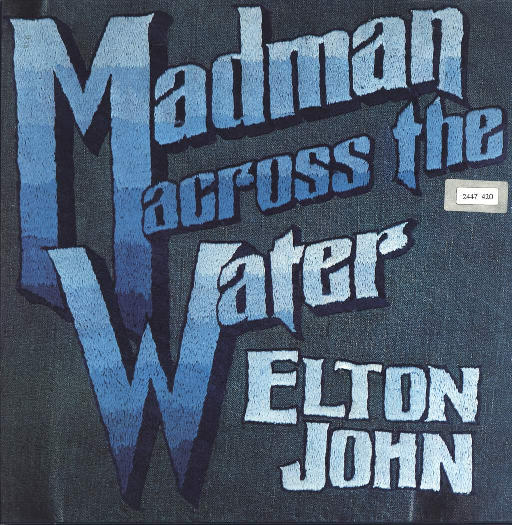 Elton John: Madman Across The Water, LP (Vinyl)