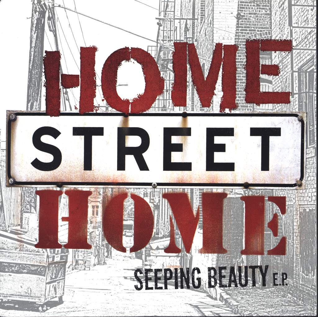"Home Street Home: Seeping Beauty EP, 7"" Single (Vinyl)"