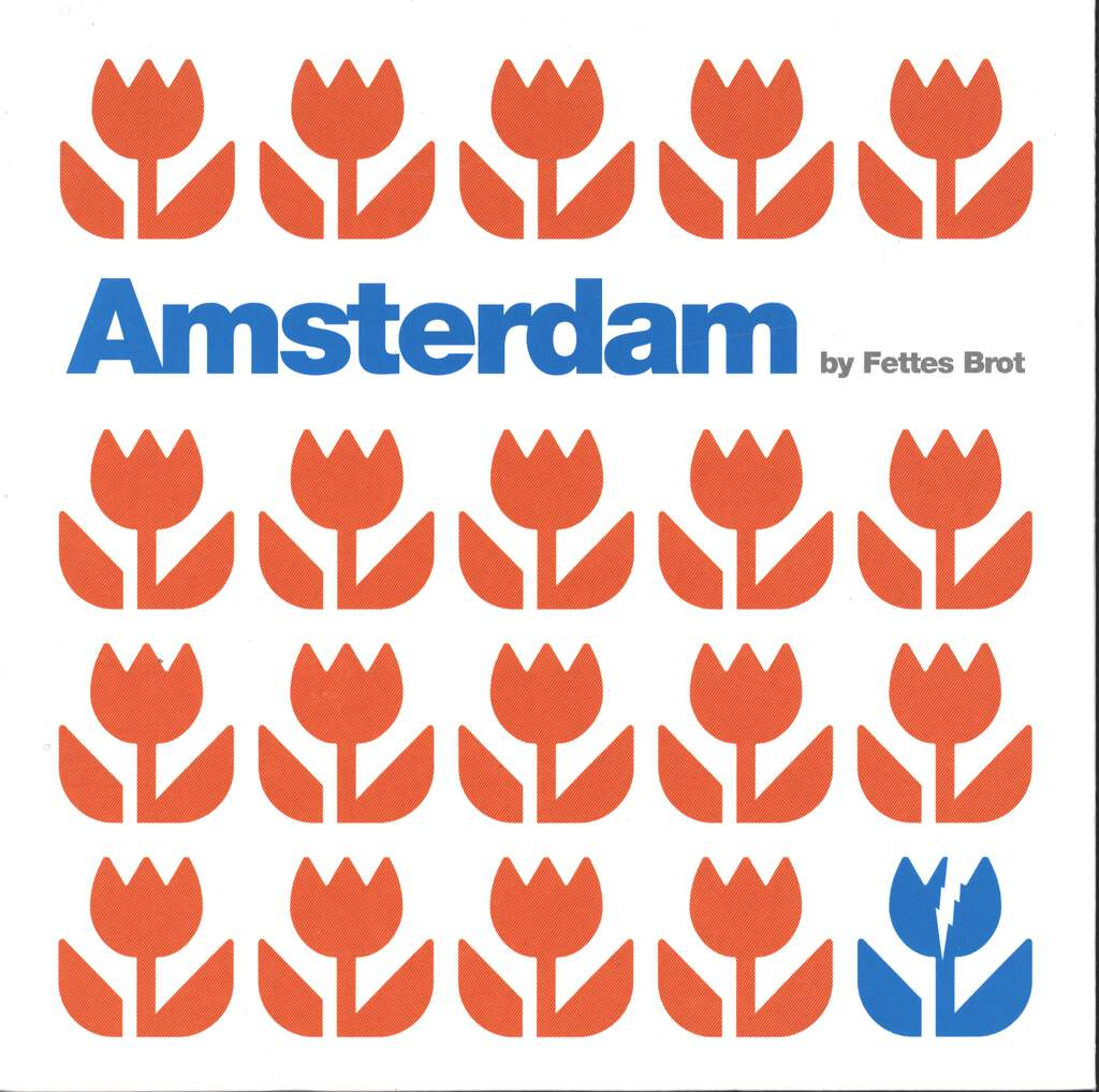"Fettes Brot: Amsterdam, 7"" Single (Vinyl)"