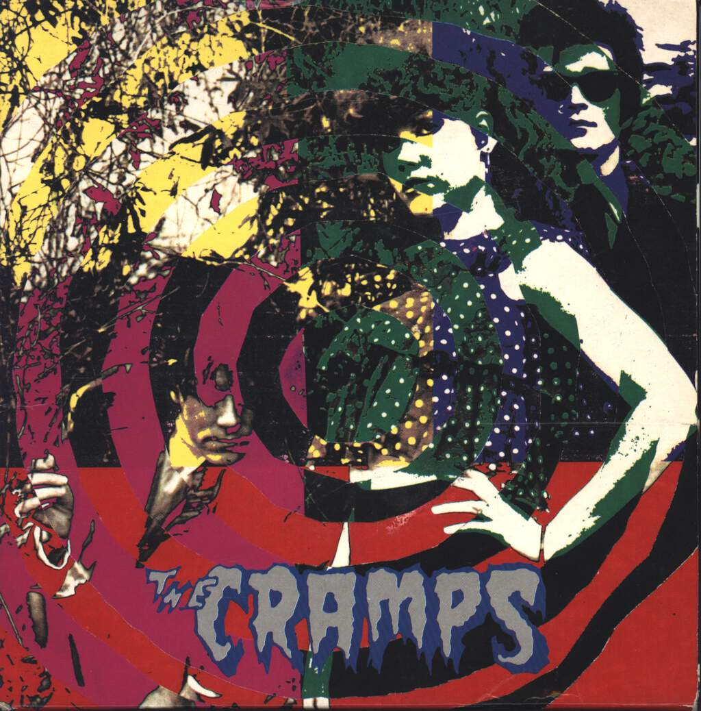 "The Cramps: New Rose Singles, 7"" Single (Vinyl)"