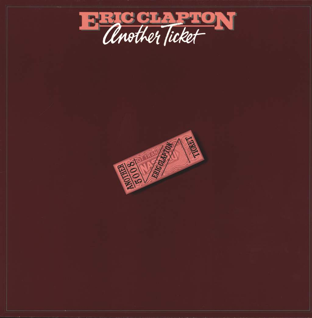 Eric Clapton: Another Ticket, LP (Vinyl)